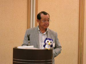 鈴木先輩の司会